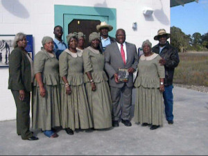 Justice Thomas and the McIntosh County Shouters