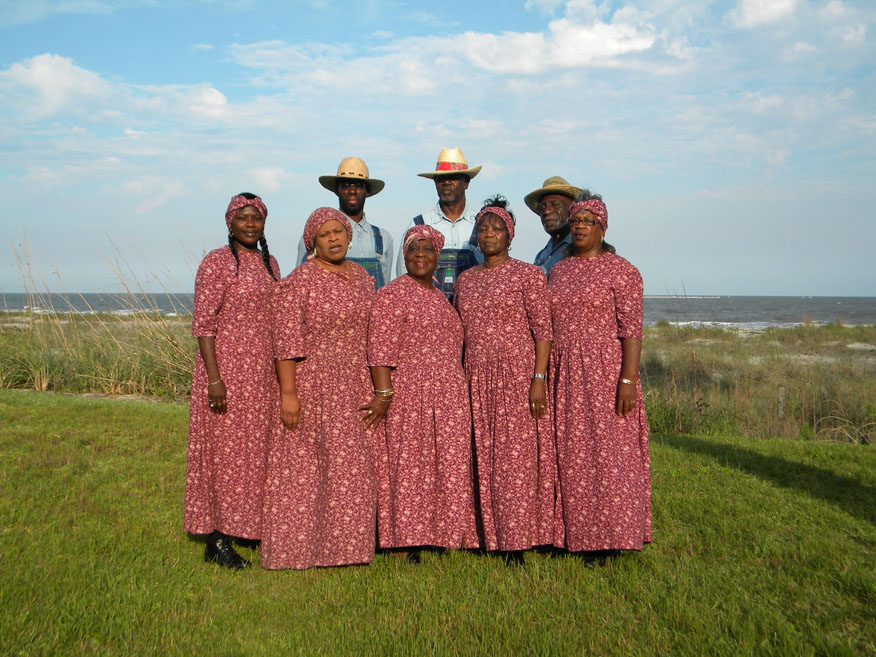 McIntosh County Shouters to perform for Grand Opening of the new National Museum of African American History and Culture